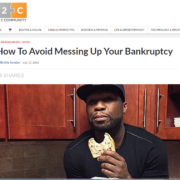 Finance_How To Avoid Messing Up Your Bankruptcy